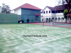Royal Kedah Club ITF Synthetic Turf Tennis Court
