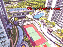 Tropicana Bay Residences 1 Tennis Court