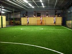 Another View of One Synthetic Turf Futsal Court in Batu Maung, Penang