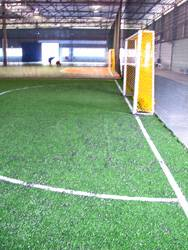 Langkawi's synthetic turf futsal court