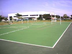 motorola multipurpose court