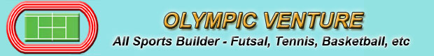 Olympic Venture - Sports Surfaces and Equipment