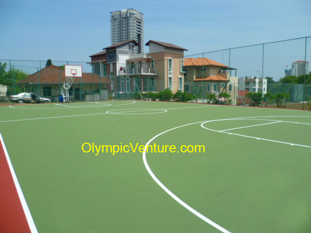 1 Basketball Court for Pelita School, Penang