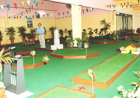 Mini Golf Layout