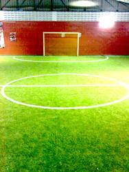 Another view of the indoor futsal courts in Johor's Sports Bay, near Danga Bay